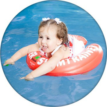 круг для плавания swimtrainer фото
